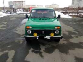 Курган 4x4 2121 Нива 1999