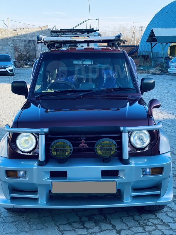 Mitsubishi Pajero Junior, 1996 год, 280 000 руб.