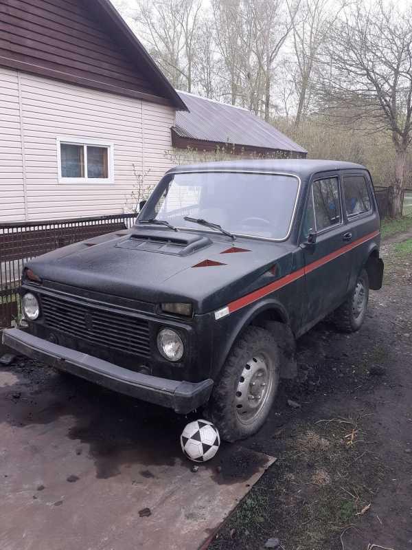 Лада 4x4 2121 Нива, 1984 год, 25 000 руб.