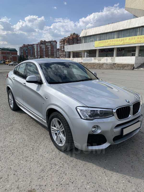 BMW X4, 2016 год, 2 100 000 руб.