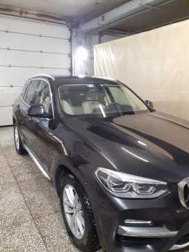 Воронеж BMW X3 2017