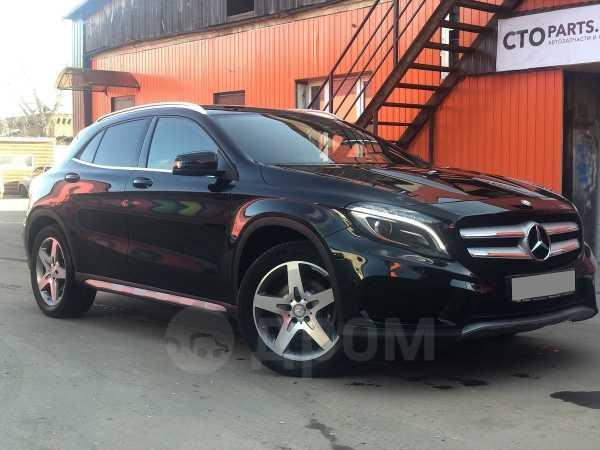Mercedes-Benz GLA-Class, 2015 год, 1 549 000 руб.