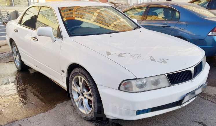 Mitsubishi Diamante, 1995 год, 140 000 руб.