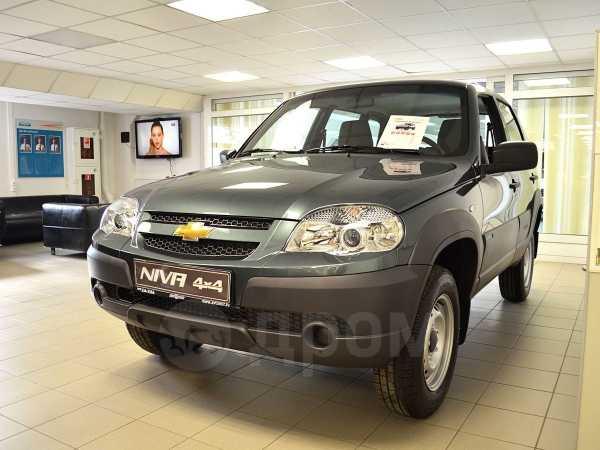 Chevrolet Niva, 2020 год, 863 910 руб.