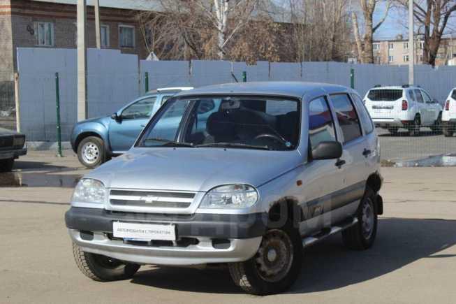 Chevrolet Niva, 2008 год, 145 000 руб.