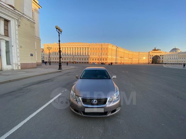 Lexus GS450h, 2008 год, 620 000 руб.