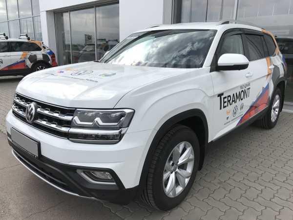 Volkswagen Teramont, 2019 год, 3 507 569 руб.