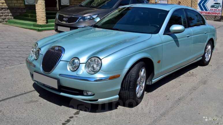 Jaguar S-type, 2003 год, 520 000 руб.