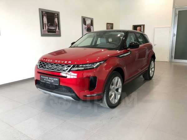 Land Rover Range Rover Evoque, 2020 год, 3 917 000 руб.