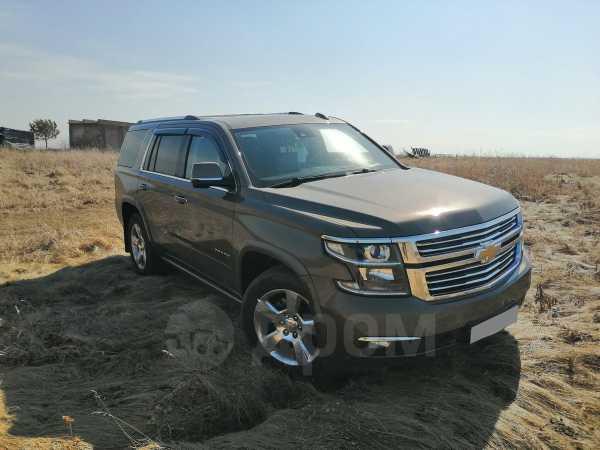Chevrolet Tahoe, 2016 год, 2 500 000 руб.
