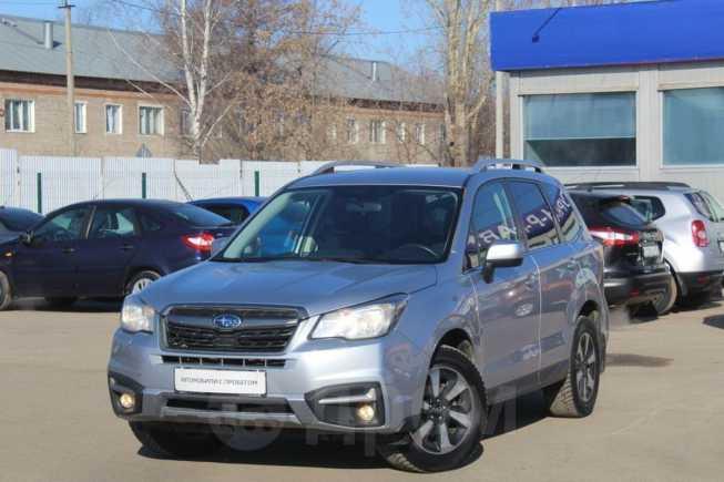 Subaru Forester, 2017 год, 1 280 000 руб.