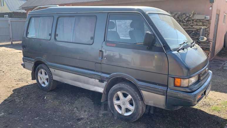 Mazda Bongo, 1989 год, 100 000 руб.