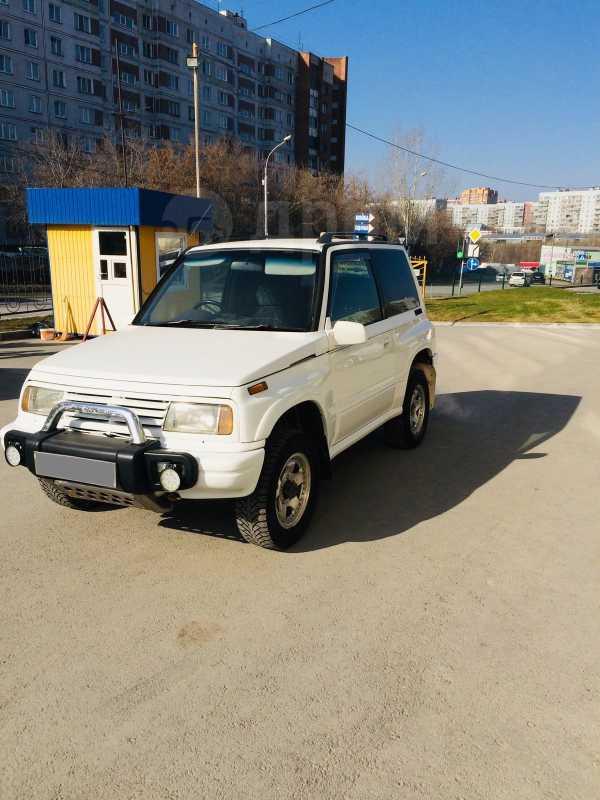 Suzuki Escudo, 1997 год, 260 000 руб.