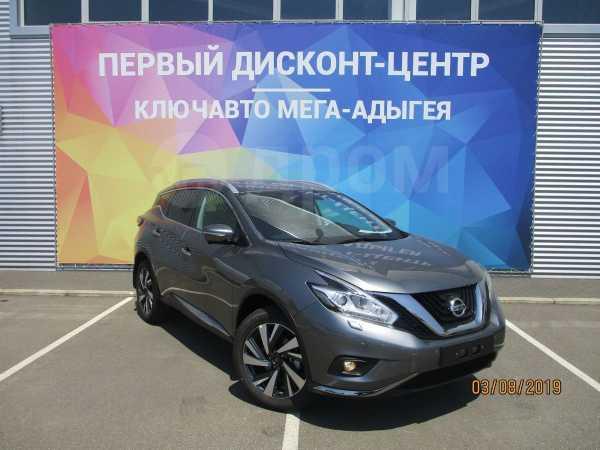 Nissan Murano, 2020 год, 2 790 000 руб.