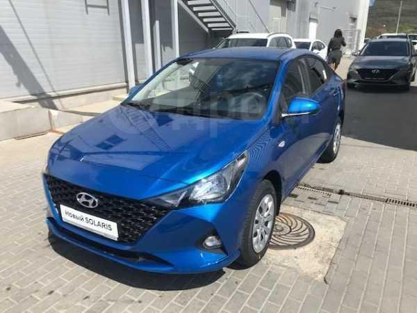 Hyundai Solaris, 2020 год, 971 000 руб.