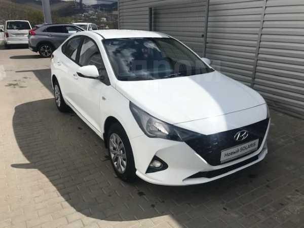 Hyundai Solaris, 2020 год, 965 000 руб.