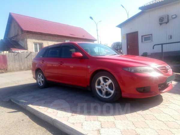 Mazda Atenza, 2002 год, 390 000 руб.