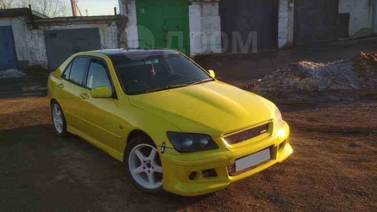 Toyota Altezza, 1998 год, 500 000 руб.