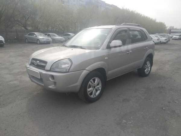 Hyundai Tucson, 2008 год, 427 000 руб.