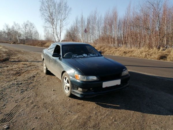 Toyota Mark II, 1994 год, 150 000 руб.