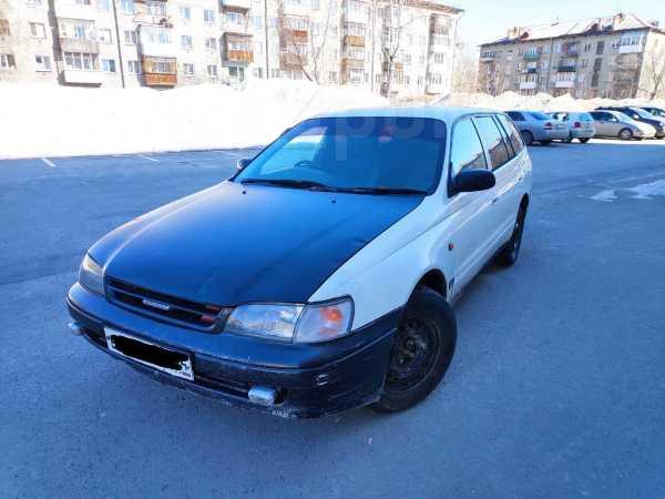 Toyota Caldina, 1995 год, 85 000 руб.