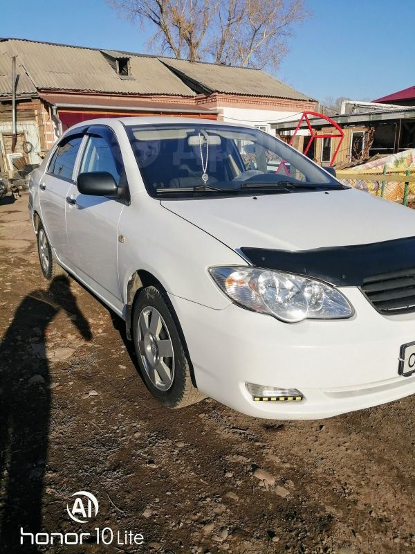 BYD F3, 2012 год, 250 000 руб.