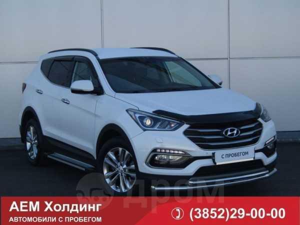 Hyundai Santa Fe, 2018 год, 1 670 000 руб.