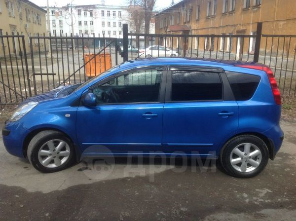 Nissan Note, 2007 год, 375 000 руб.