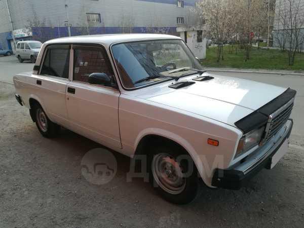Лада 2107, 2012 год, 139 999 руб.
