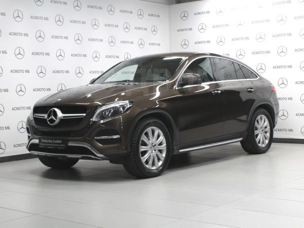 Mercedes-Benz GLE Coupe, 2016 год, 3 260 000 руб.