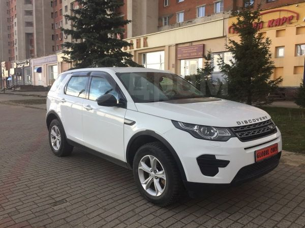 Land Rover Discovery Sport, 2015 год, 1 429 000 руб.