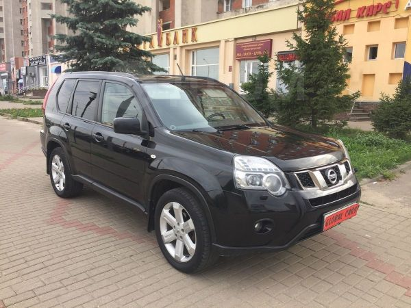 Nissan X-Trail, 2011 год, 689 000 руб.