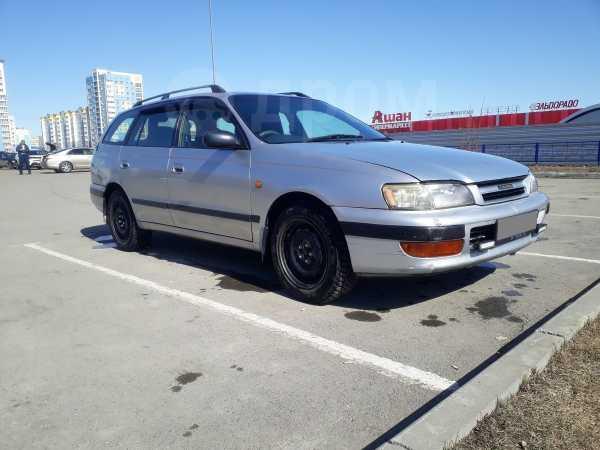 Toyota Caldina, 1996 год, 135 000 руб.
