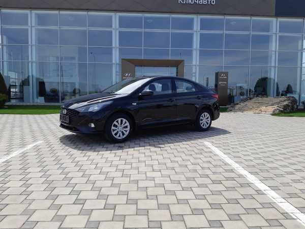 Hyundai Solaris, 2020 год, 878 000 руб.