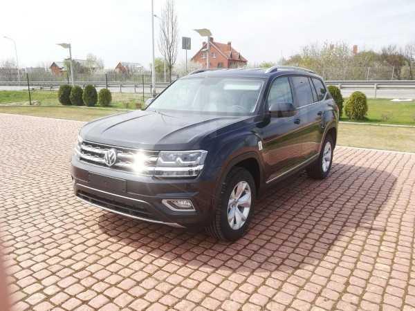 Volkswagen Teramont, 2019 год, 3 265 850 руб.