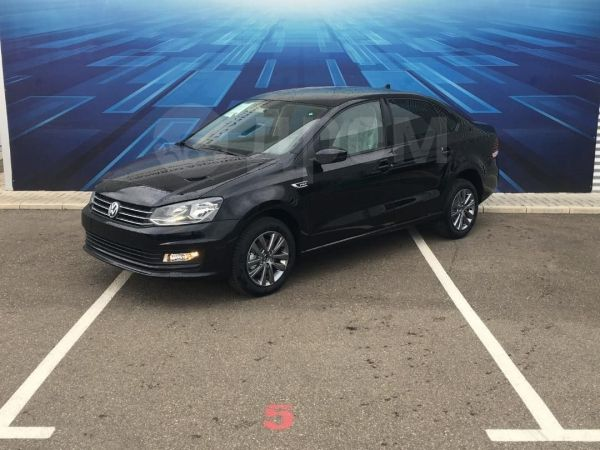 Volkswagen Polo, 2020 год, 869 300 руб.