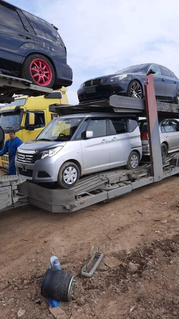Suzuki Solio, 2016 год, 585 000 руб.