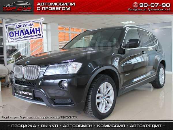 BMW X3, 2012 год, 1 399 999 руб.