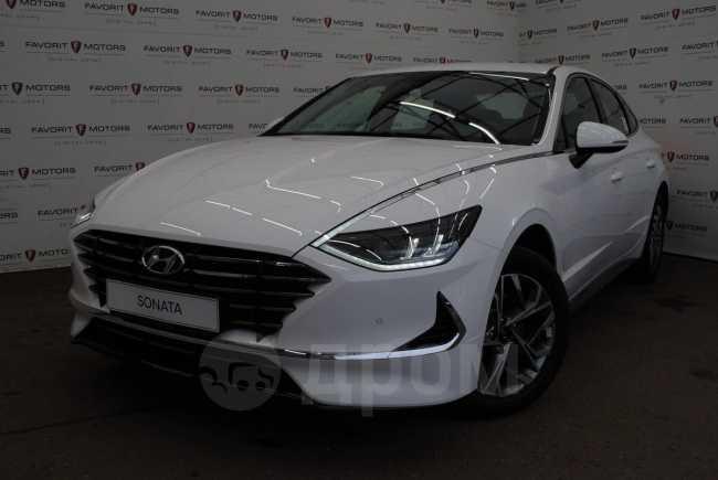 Hyundai Sonata, 2020 год, 1 810 638 руб.