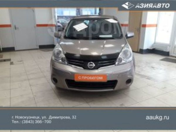 Nissan Note, 2013 год, 418 000 руб.