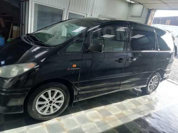 Toyota Estima, 2002 год, 480 000 руб.