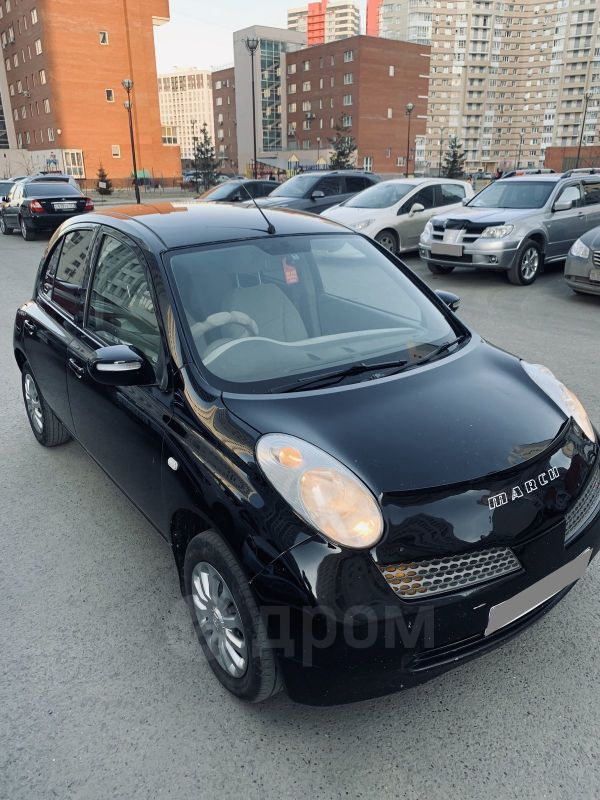 Nissan March, 2002 год, 220 000 руб.