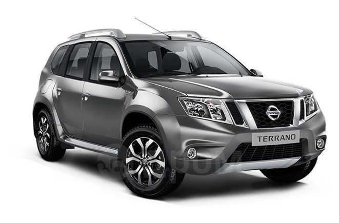 Nissan Terrano, 2019 год, 1 411 000 руб.