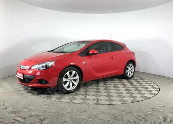 Opel Astra, 2013 год, 519 000 руб.