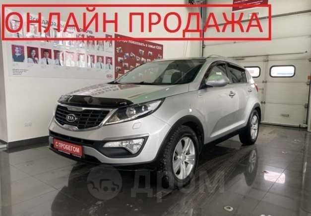 Kia Sportage, 2012 год, 820 000 руб.