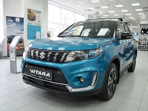 Suzuki Vitara, 2020 год, 1 655 990 руб.