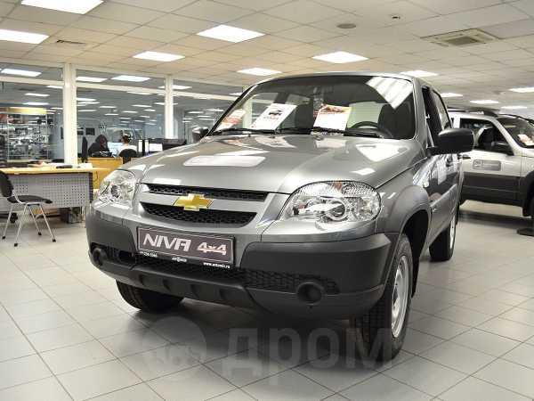 Chevrolet Niva, 2020 год, 834 000 руб.