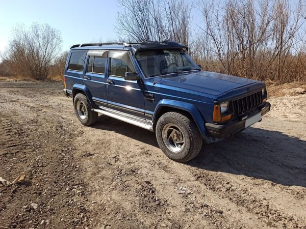 Jeep Cherokee, 1993 год, 290 000 руб.