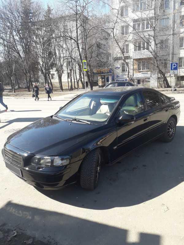 Volvo S60, 2001 год, 270 000 руб.