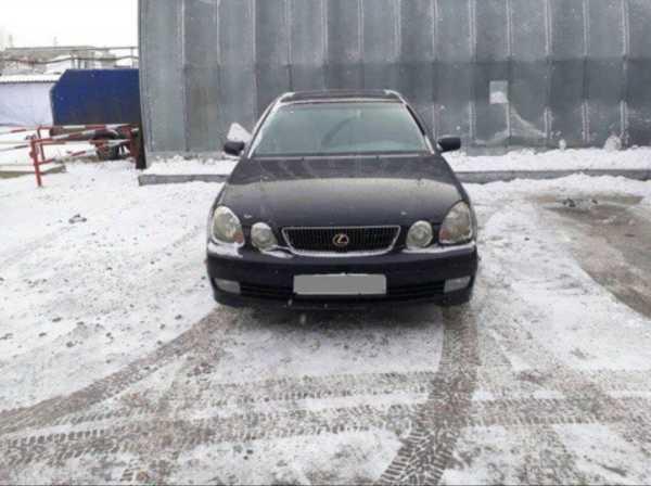 Lexus GS400, 1997 год, 380 000 руб.